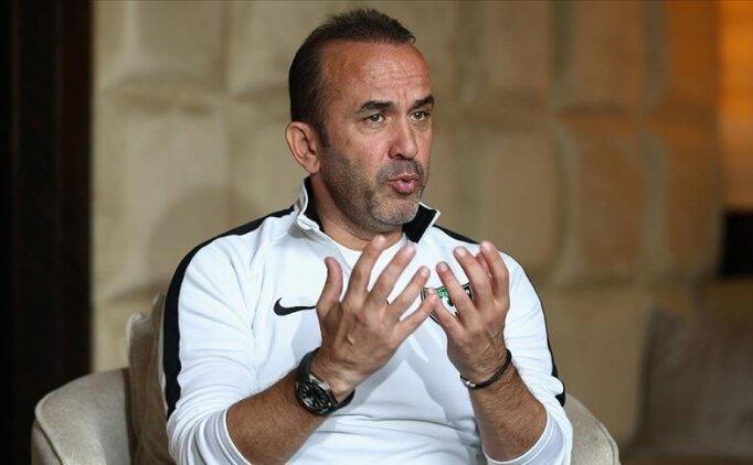 Mehmet Özdilek: 'Kayserispor maçını kazanırsak önümüz açık'