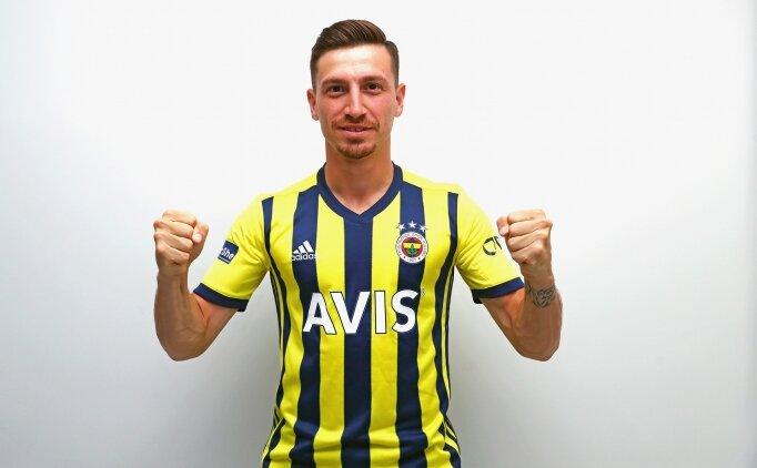 Fenerbahçe'nin Mert Hakan Yandaş jesti