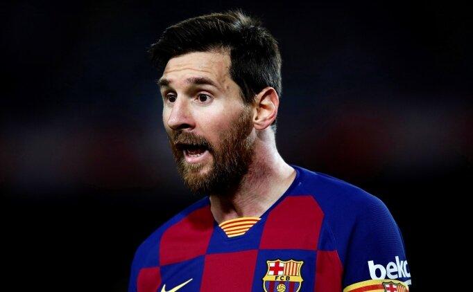 Lionel Messi: 'Futbol artık eskisi gibi olmayacak'