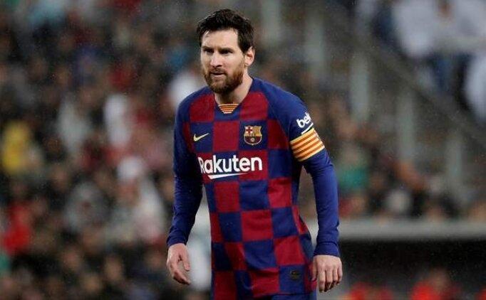 Messi'ye transfer çağrısı: 'Geri dönsün'