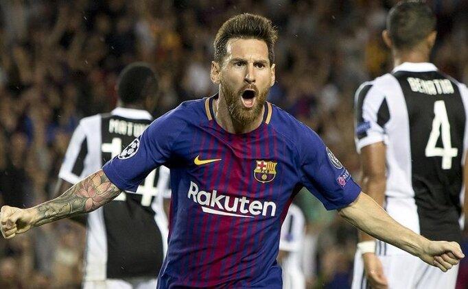 Messi'den transfer iddialarına yalanlama
