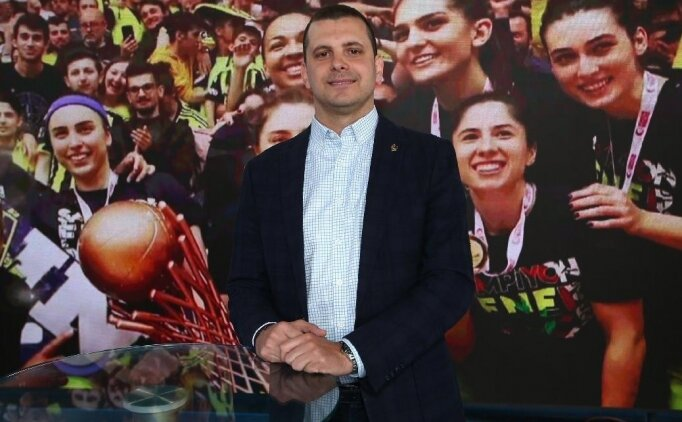 Fenerbahçe'den TBF'ye çağrı, Galatasaray göndermesi