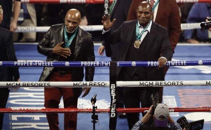 Mike Tyson maçı ne zaman saat kaçta, canlı Mike Tyson Roy Jones izle hangi kanalda?
