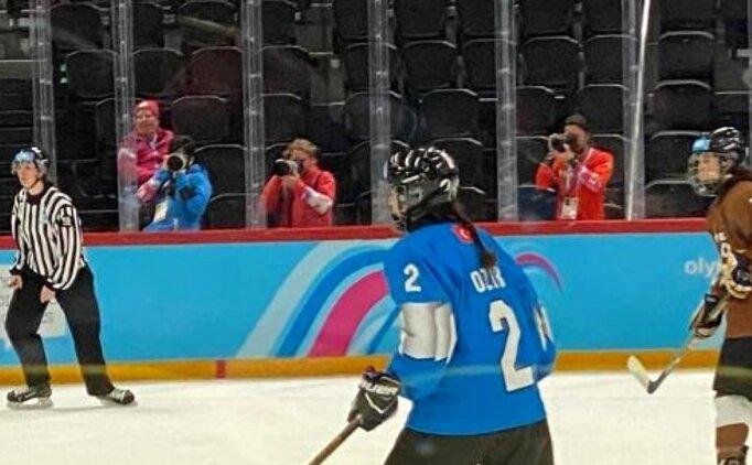 Kış Gençlik Olimpiyatları'nda ilk madalya Sidre Özer'den geldi