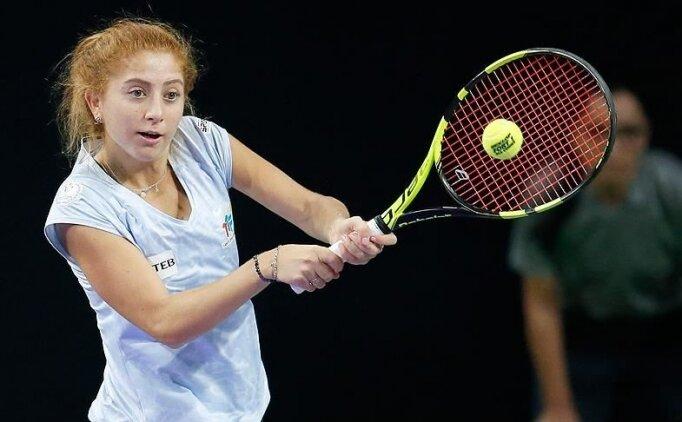 Milli tenisçiler, yeniden antrenmanlara başladı
