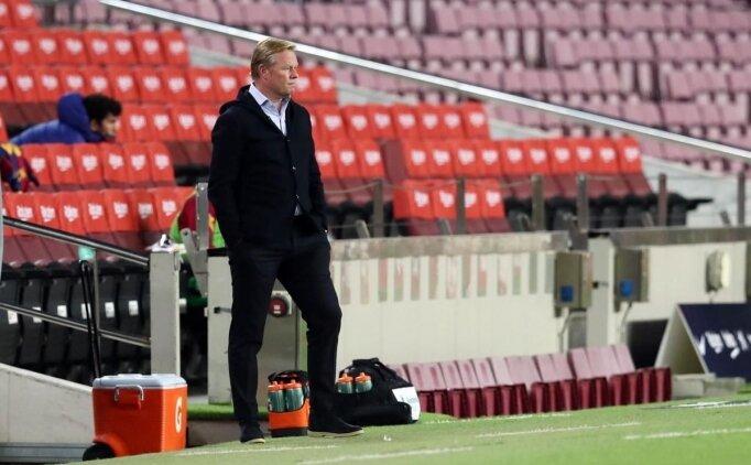 Ronald Koeman: 'Penaltı kararını anlayamıyorum'