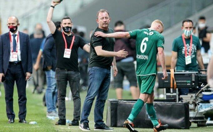 Beşiktaş'tan Jönsson'a teklif