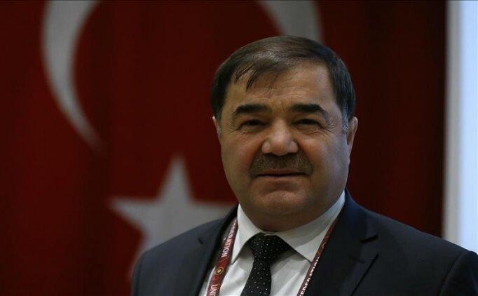 Güreş Federasyonu Başkanı Musa Aydın'dan altyapı açıklaması