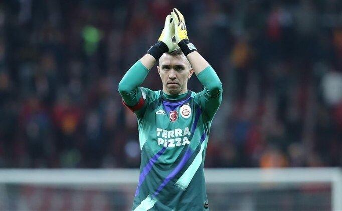 Galatasaray, Muslera'yı arıyor: 22 puan uçtu