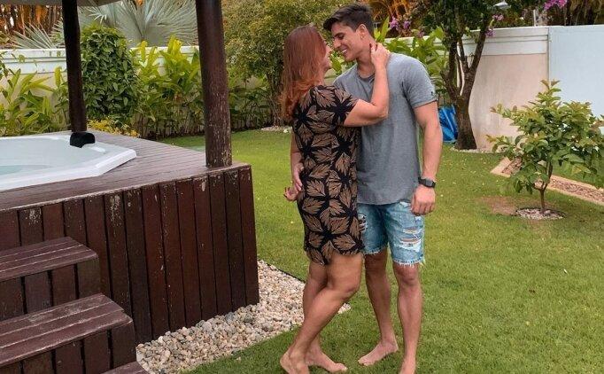 Neymar, annesinin olay ilişkisini 'like'ladı