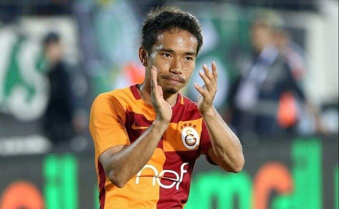 Nagatomo ve Mehmet Ekici'yi aynı takım istiyor!