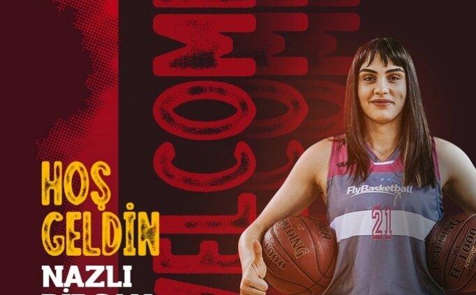 Bellona Kayseri Basketbol, Nazlı Bircan Gökdemir'i transfer etti