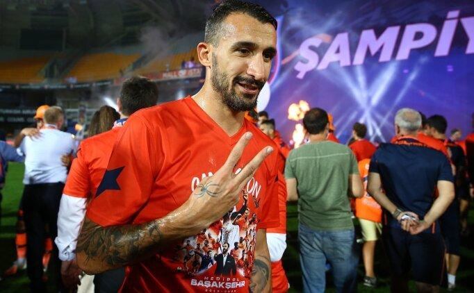Mehmet Topal: 'Başakşehir'de kalmak istiyorum'