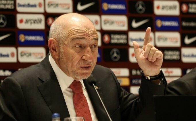 Nihat Özdemir: 'Süper Kupa finali Katar'da olacak'