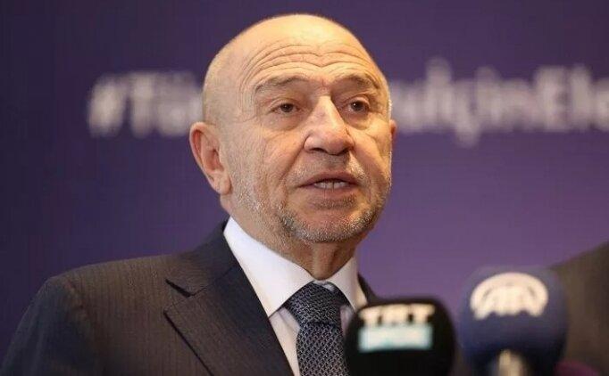 Nihat Özdemir: 'Dünyaya futbolda da örnek olmalıyız'