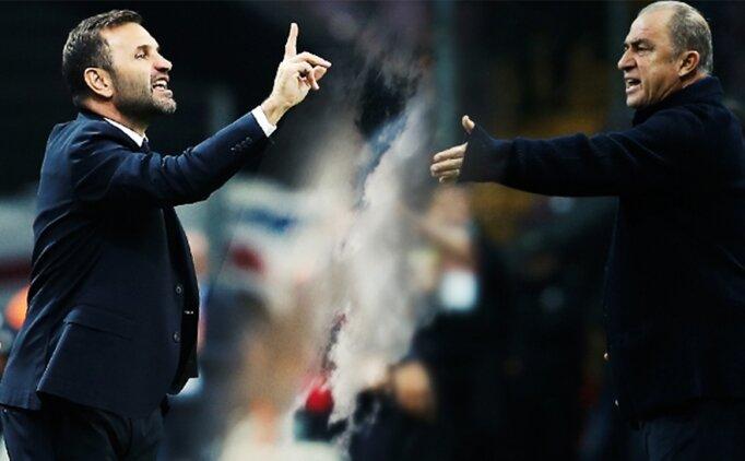 Başakşehir ve Galatasaray'ın ilk 11'leri