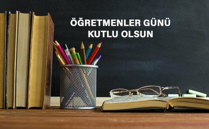 Unutulmaz Öğretmenler Günü sözleri, Efsane sözler Öğretmenler Günü
