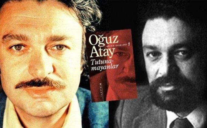 Ünlü Türk yazar Oğuz Atay Doodle 12 Ekim tüm eserler, mesajları, sözleri