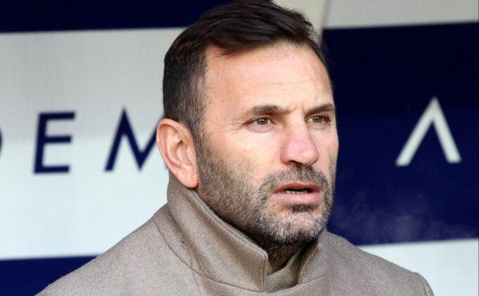 Okan Buruk: 'Penaltı yok, hakem zaten Sivasspor lehine kararlar verdi'