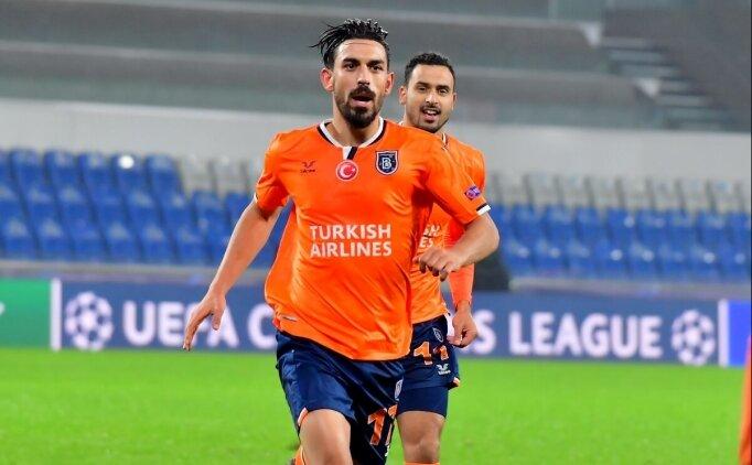 İrfan Can Kahveci, Şampiyonlar Ligi'nde haftanın 11'inde!