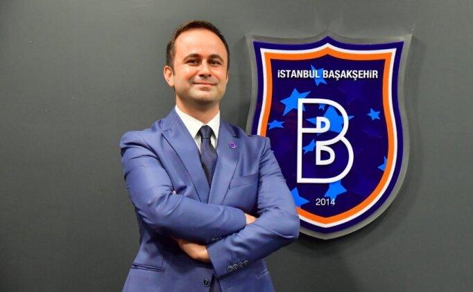 Başakşehir'de Murat Yaman'a yeni görev