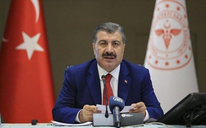 Sağlık Bakanı en çok artış ve düşüş olan illeri açıkladı