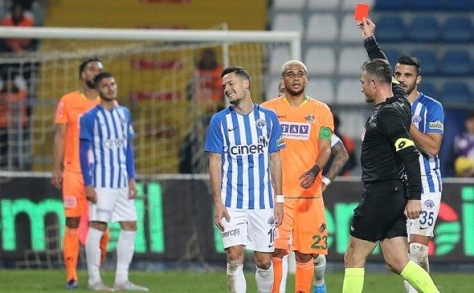 PFDK'den Hajradinovic'e 3 maç ceza
