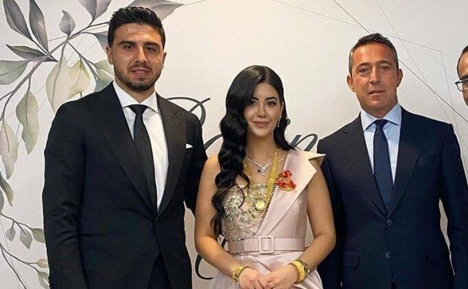 Fenerbahçe'de Ozan Tufan'ın mutlu günü