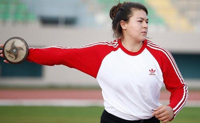 Milli atletlerden Balkan Şampiyonası'nda tarihi başarı