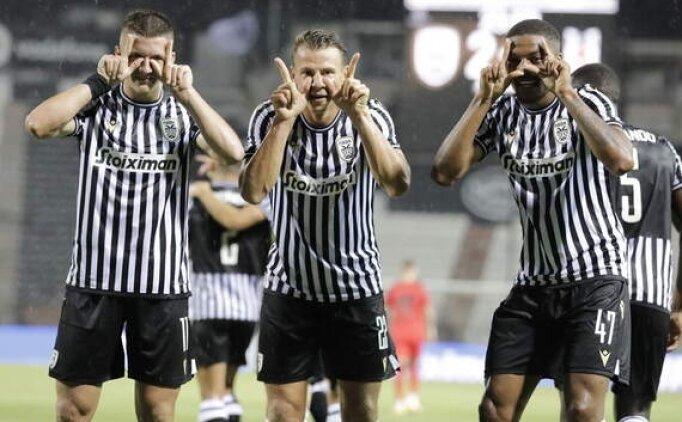 Şampiyonlar Ligi'nde Play-off heyecanı başladı