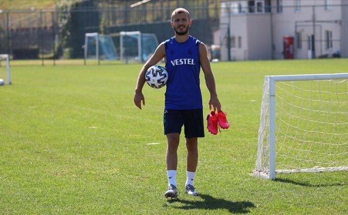 Trabzonspor'da Abdulkadir Parmak yine idmana katılmadı