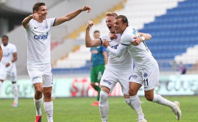 Kasımpaşa'yı yeni transferleri uçurdu: Varga ve Alan