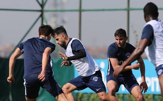 Kasımpaşa'da Göztepe maçı öncesi üç eksik