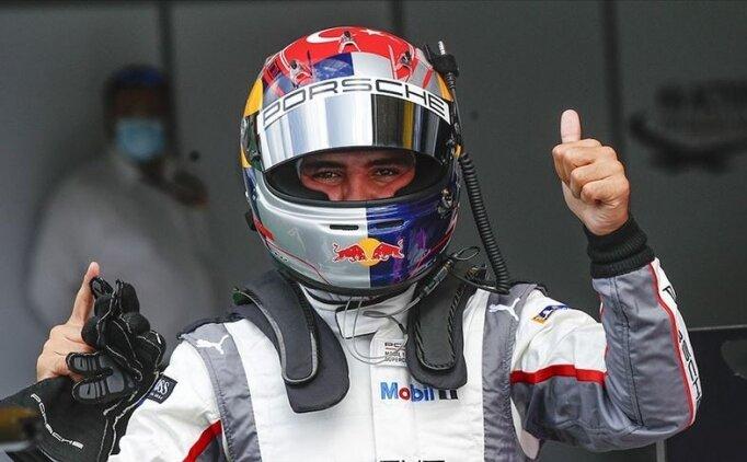 Milli otomobil yarışçısı Ayhancan Güven'in üst üste 3. şampiyonluk hedefi