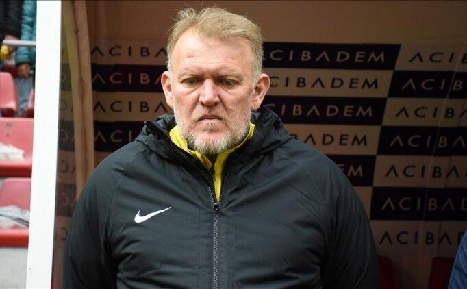 Robert Prosinecki: '2-0 dan 2-2'ye getirmemiz bizim tesellimiz oldu'