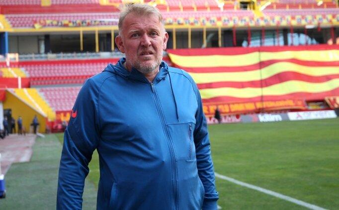 Robert Prosinecki: 'Kazanmamız gerekiyordu ama hala havlu atmadık'
