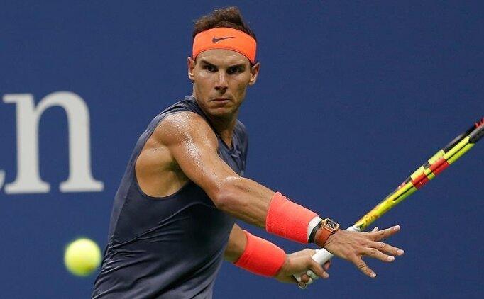 Nadal, Avustralya Açık'ta çeyrek final'de