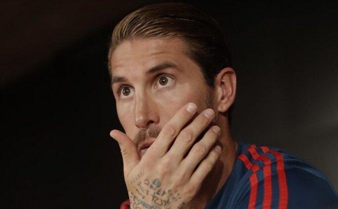 Sergio Ramos: 'Messi dünyanın en iyilerinden'