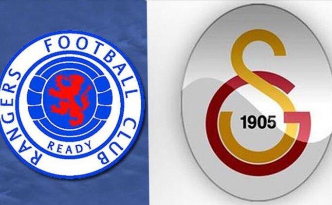 Rangers - Galatasaray ne zaman nerede saat kaçta hangi kanalda canlı tv izle dinle