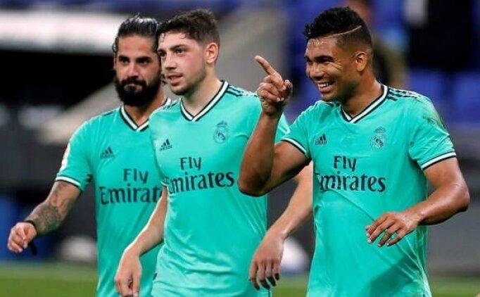 Real Madrid, Barça ile arayı açıyor