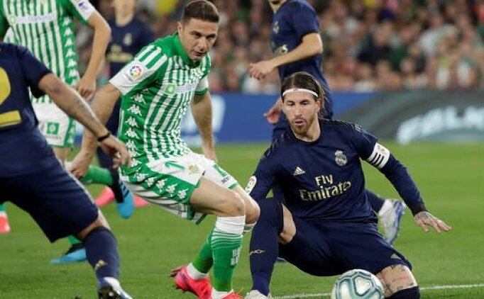 Tuttur.com ile maç önü: Real Betis - Real Madrid