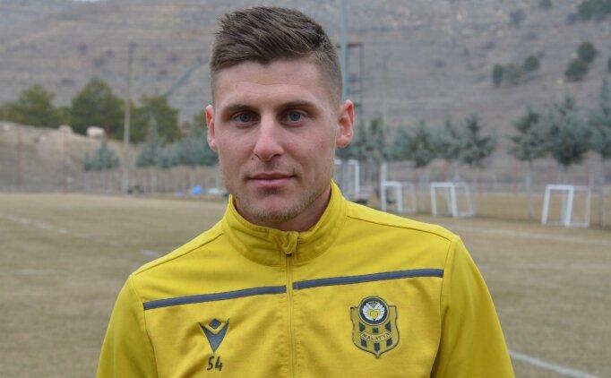 Remi Walter: 'Yeni Malatyaspor'un başarısı için elimden geleni yapacağım'