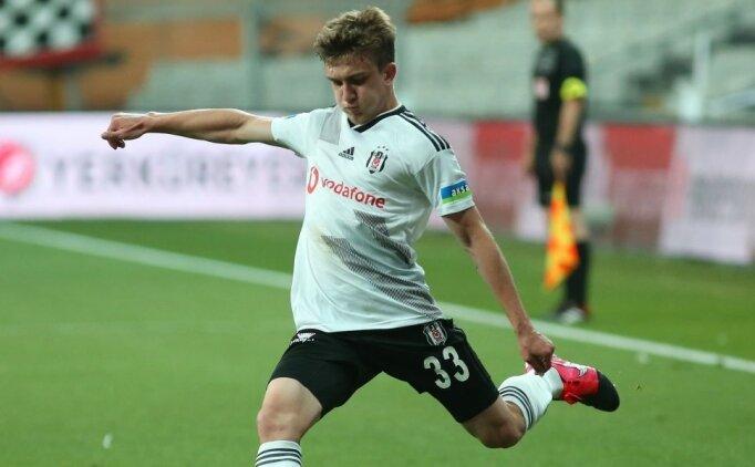 Beşiktaş'ın genç yıldızları için menajerler devrede!