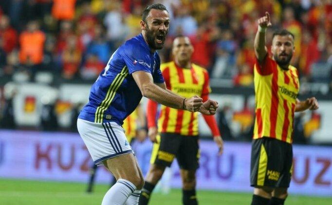 Fenerbahçe - Göztepe: İlk 11'ler