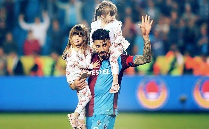 Sosa, Trabzon'da kariyer rekoruna koşuyor