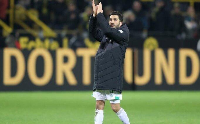 Werder Bremen, Nuri Şahin'le sözleşme uzatmadı