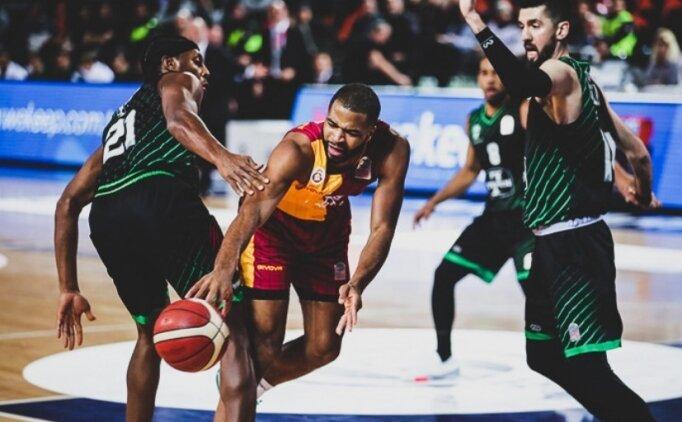 Darüşşafaka, Galatasaray'ı geçti ve finale yükseldi