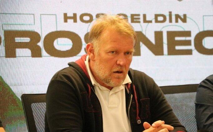 Denizlispor, Prosinecki ile sözleşme imzaladı