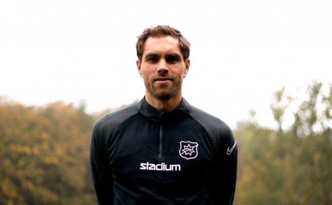 Johan Elmander antrenör oldu