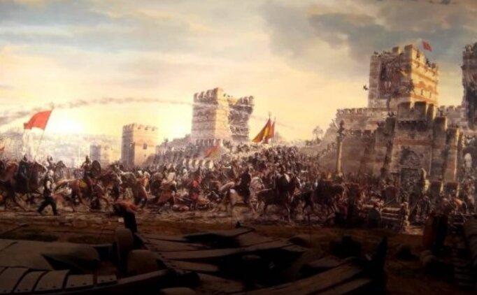 İşte En güzel Fatih Sultan Mehmet ve fetih resimleri